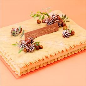 お料理・ウェディングケーキ