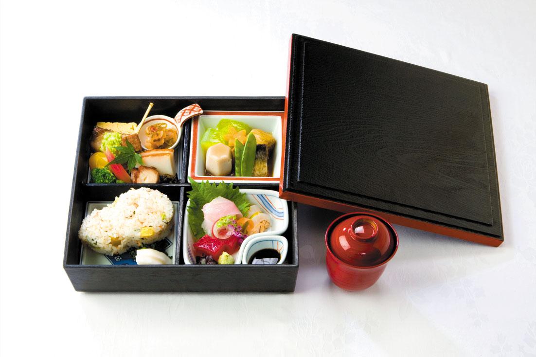 和食弁当の配達
