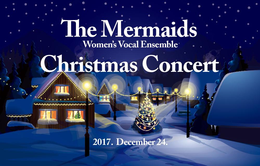 ザ・マーメイズによるクリスマスコンサート