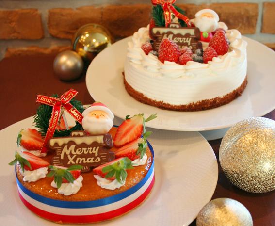 ホテルメイド クリスマスケーキ
