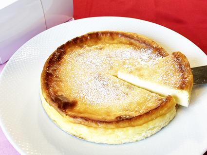 ホテルメイド・チーズケーキ
