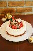 ホテルメイド・クリスマスケーキ